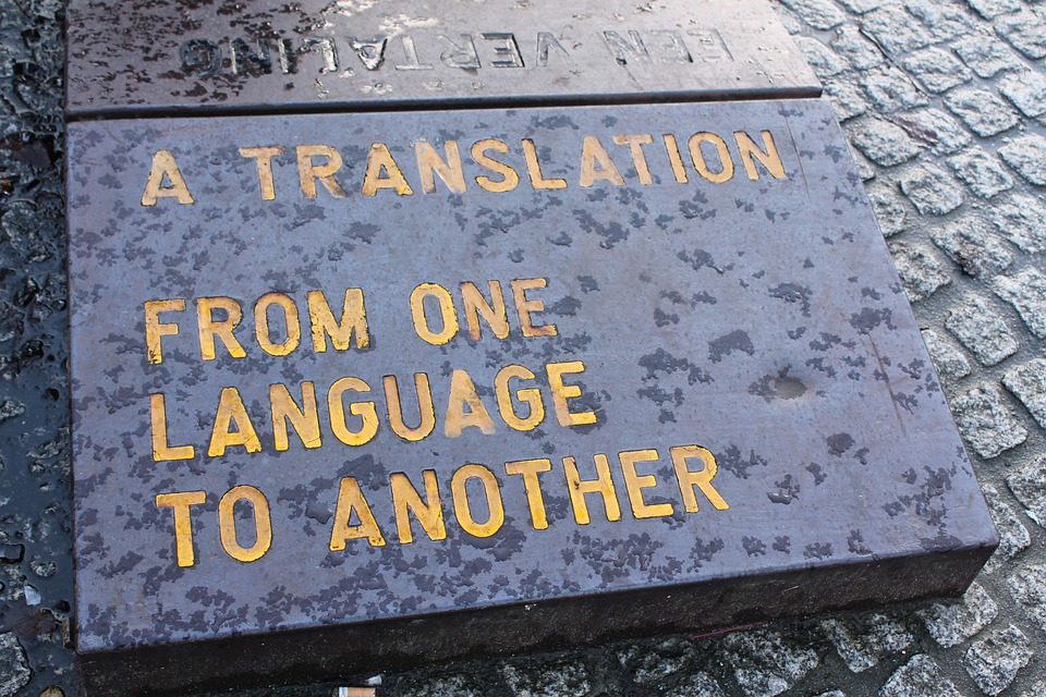An explanation of translation